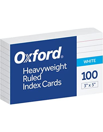Index Card Filing Products | Amazon com | Office & School