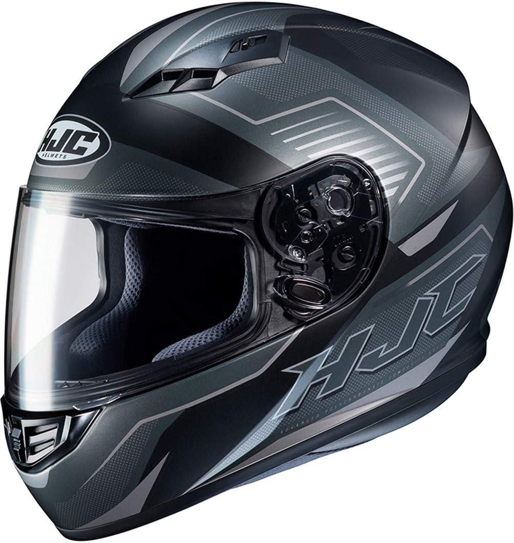 Motorradhelm HJC CS 15 TRION MC5SF XS Schwarz//Anthracite