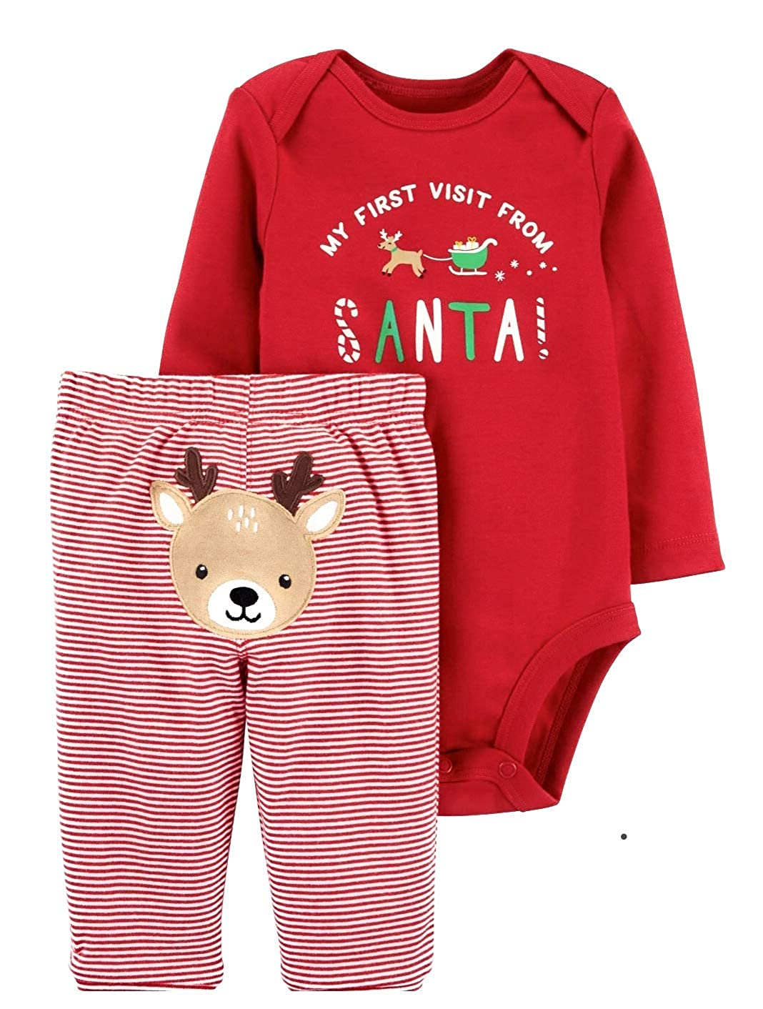 Carters Baby Boys 2 Pc Sets 119g104