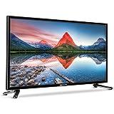 MEDION LIFE P12304 59,9 cm (23,6 Zoll Full HD) Fernseher (LCD-TV mit LED-Backlight, Triple Tuner, DVB-T2 HD, HDMI, CI+, USB, Mediaplayer, integrierter DVD-Player) schwarz