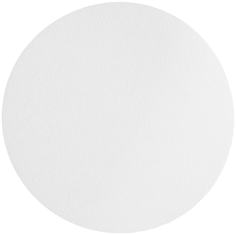 Omicron 101110 Cellulose Fiber Qualitative Filter Paper 11.0 cm Medium Pack of 100