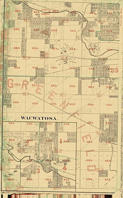 Amazon.com: Vintography 18 x 24 Canvas 1899 Wisconsin Old ... on city of la junta map, city of louisiana map, city of two rivers map, city of alcoa map, city of alamosa map, city of monona map, city of franklin map, city of broomfield map, city of fort smith map, city of bloomfield hills map, city of oklahoma map, city of milwaukie map, city of rice lake map, city of panama city map, city of delavan map, city of st john's map, city of marquette map, city of atlantic city map, city of brooklyn map, city of youngstown map,