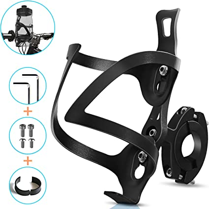 Motorcycle Bike Baby Stroller Drink Water Bottle Cup Holder Cage Mount Universal