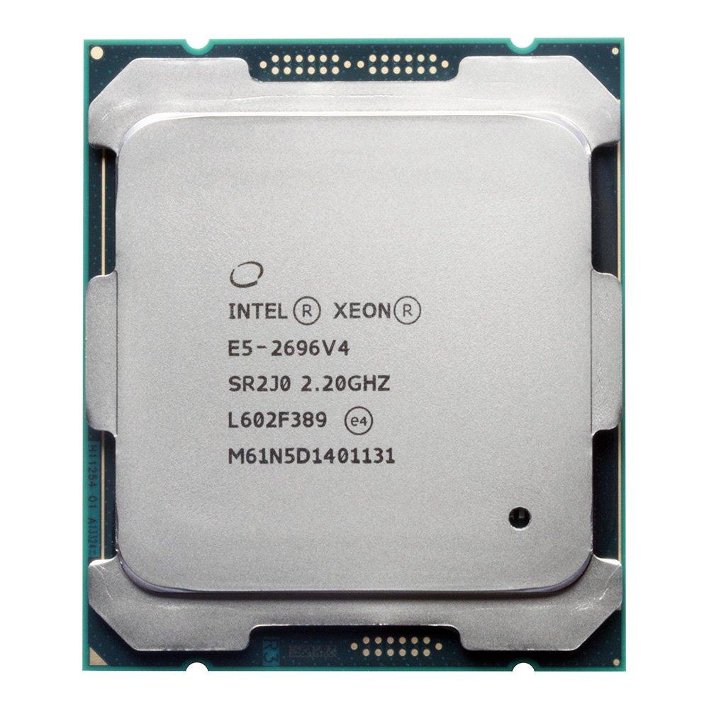 Intel CM8066002022506 Xeon E5-2699 v4 22-Core/44-Thread 55MB Cache 2.20GHz LGA2011 by Intel (Image #1)