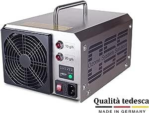 Profesional Generador de Ozono 30 g/h con lámpara UV – Fabricado ...