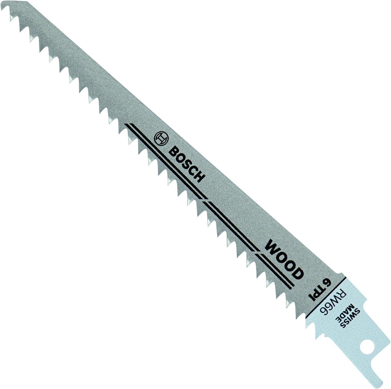 Repalcement 300MM 6 TPI Fast Wood Metal Cutting BIM Reciprocating Saw Blades