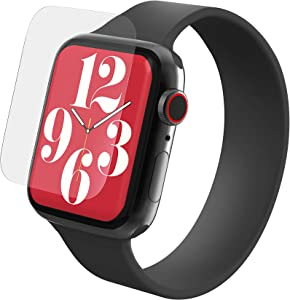 ZAGG InvisibleShield Ultra Clear - Film Screen Protector - Made for Apple Watch Series 6, SE (2020), Series 5 and Series 4 (40mm) - Clear (200206860)