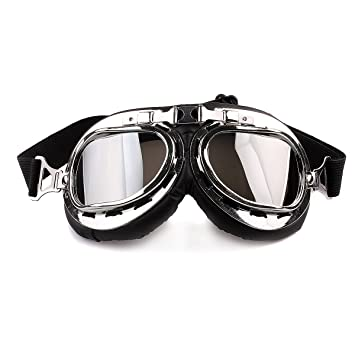 TININNA Winddicht Snowmobile Gletscherbrille Sportbrille Fahrrad Skibrille Schutzbrille schwarz DWOfCbx