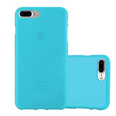cover iphone 7 celeste