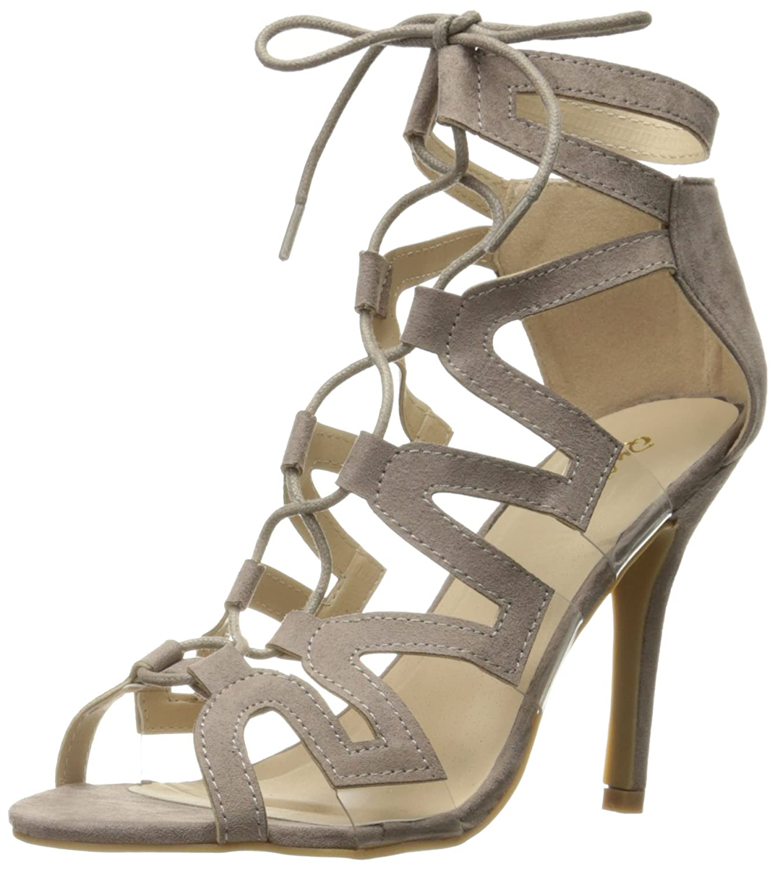 Qupid Womens Katana-04 Dress Sandal