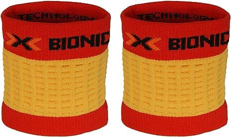 X-Bionic 1 par Cintas para el sudor sudor banda Wallaby Patriot España: Amazon.es: Deportes y aire libre