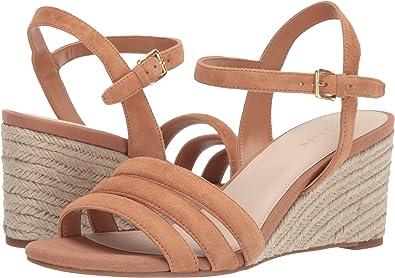 ed27a506bc4 Amazon.com | Cole Haan Women's Jasmine Espadrille Wedge | Sandals