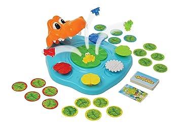 Tomy Geschicklichkeitsspiel Für Kinder Schnappi Kroko Mehrfarbig