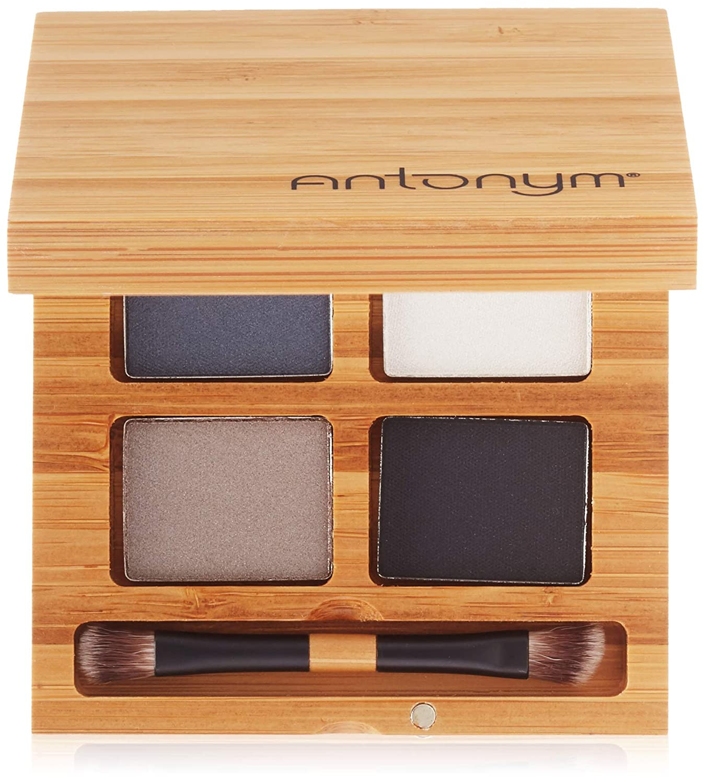 Antonym to the Moon and Black Eye Shadow Quattro – Certified Organic