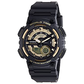 Image Unavailable. Image not available for. Color: RELOJ CASIO ...