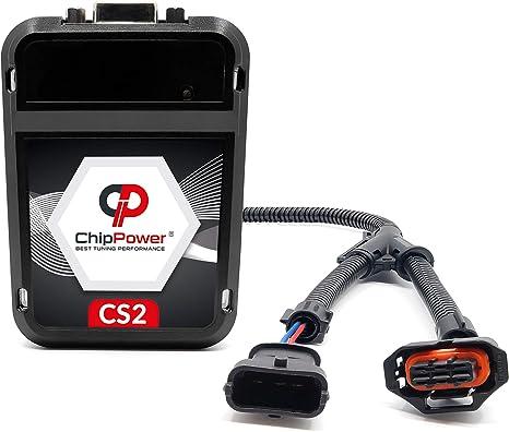 Chiptuning Chippower Cs2 Für A6 C5 4b 2 5 Tdi 114 120 132 Kw 155 163 180 Ps 1997 2005 Tuningbox Diesel Mit Plug Drive Chip Tuning Mehr Leistung Auto