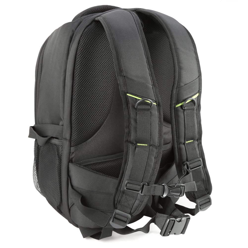 33c9b6a601 Amazon.com  Laptop DSLR Camera Backpack