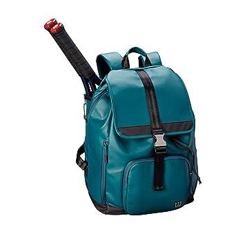 Wilson Fold Over Backpack Gr Mochila Color Petróleo -: Amazon.es: Deportes y aire libre