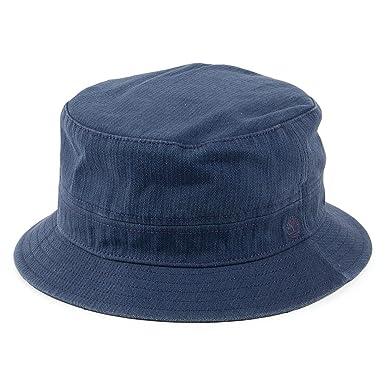 e2b8f9c8766 Timberland Hats Graigville Bucket Hat - Navy Large X-Large  Amazon.co.uk   Clothing