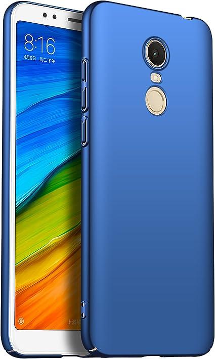 Funda Xiaomi Redmi 5 Plus,TenYll Nueva Calidad Premium Cubierta ...