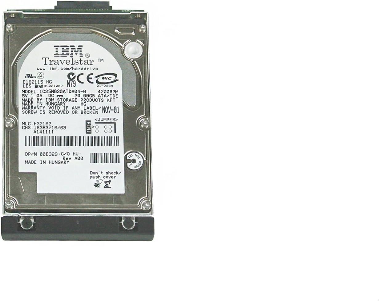 20GB ATA//IDE 4200RPM 2.5INCH