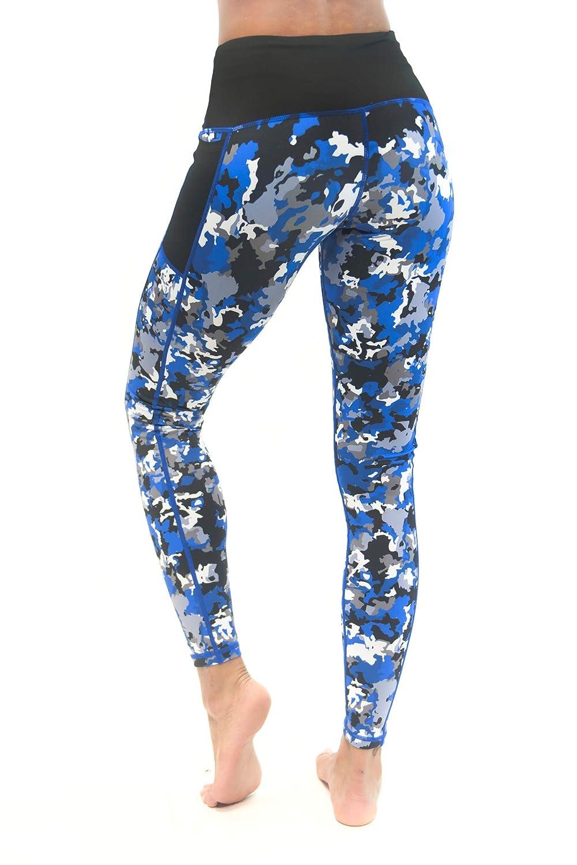 d813048c00 Amazon.com  Just Live Yolon Athletic Leggings Women - Yoga   Workout  Leggings for Women  Clothing