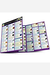 Gemstone & Crystal Properties (Quick Study Home) Cards