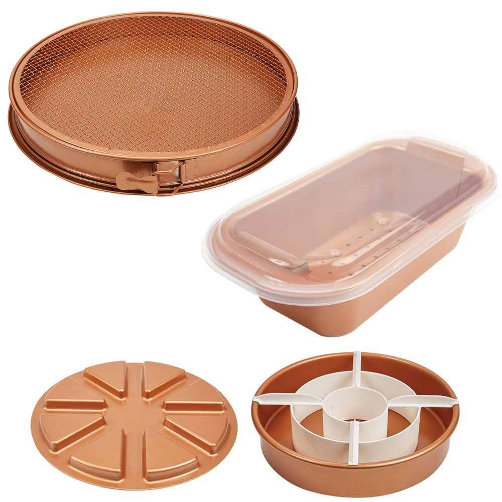 Copper Chef Bakers Trio Tristar Products Inc