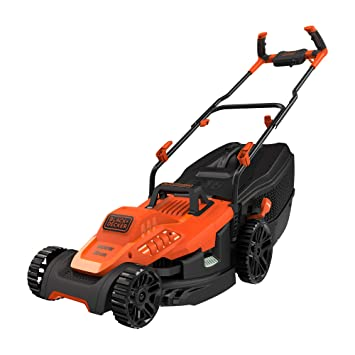 Black+Decker BEMW471BH-QS Cortacésped, 1600 W: Amazon.es ...