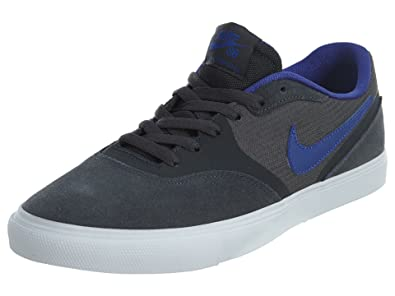 0bf88cf1300 Nike SB Paul Rodriguez 9 VR Anthracite Deep Night Men s Skate Shoes  Buy  Online at Low Prices in India - Amazon.in
