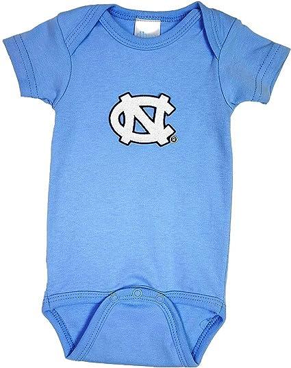 Amazon Com North Carolina Unc Tar Heels Baby Onesie Sports Outdoors