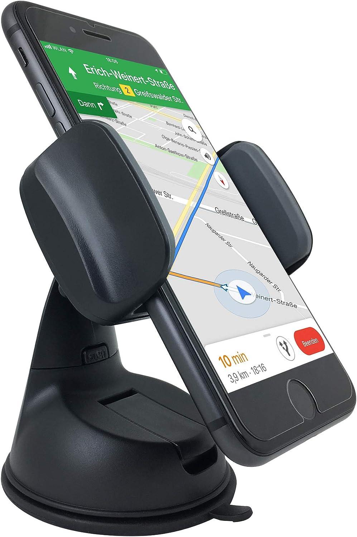 THEVERY® - Supporto Smartphone per il parabrezza: Amazon.es ...