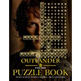 Outlander Puzzle Book: A Book For Relaxation And Stress Relief With Many Interesting Games About Outlander