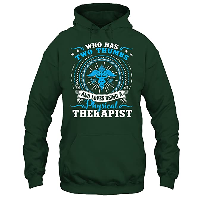 5c7e2456 Physical Therapist T Shirt - Loves Being A Physical Therapist Cool T Shirts  Design Hoodie (