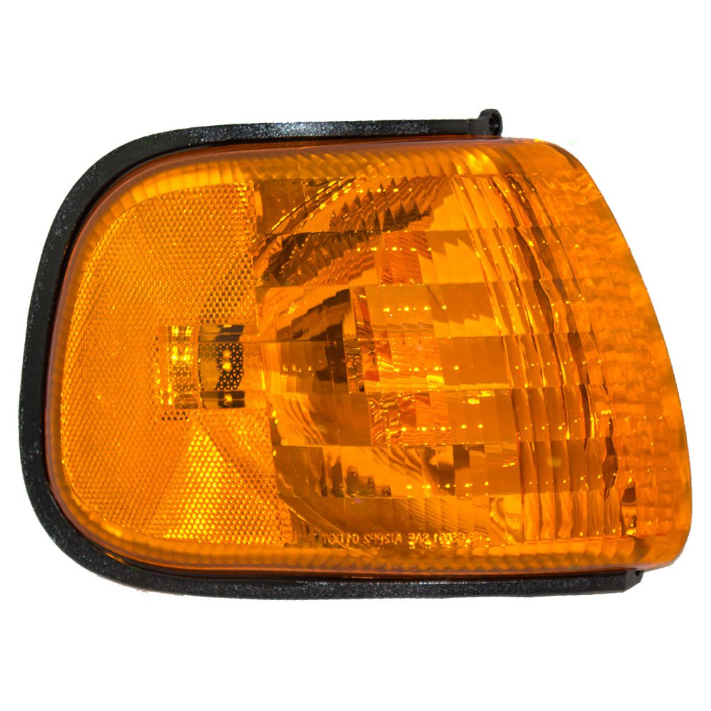 Passengers Park Signal Corner Marker Light Lamp Lens Replacement for Dodge Van 55076526AC Aftermarket 4333277025