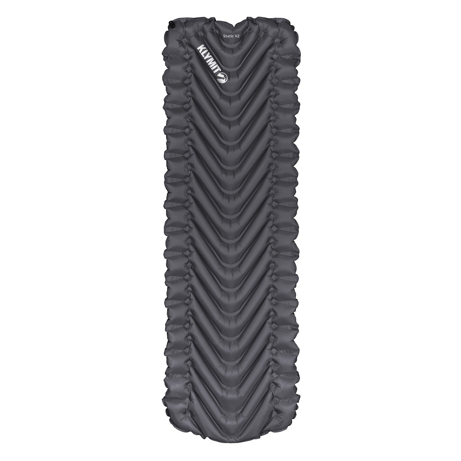 Klymit Static V2 Sleeping Pad (Charcoal) by Klymit