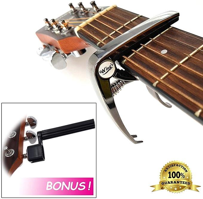 classique Manivelle enrouleur de cordes pour guitare acoustique /électrique