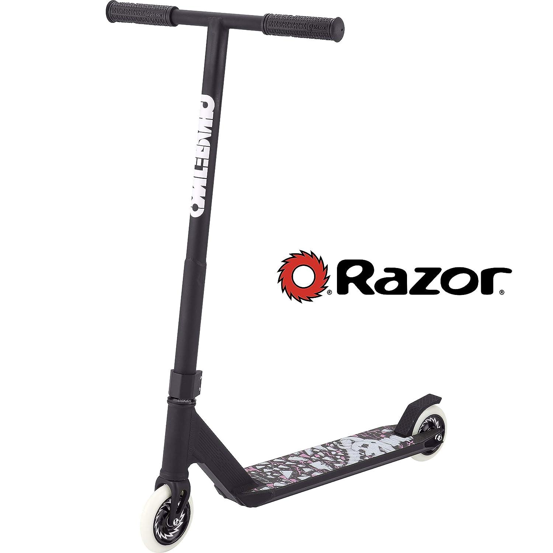 Amazon.com: Razor Phase Two Firma Jason beggs Pro – Patinete ...