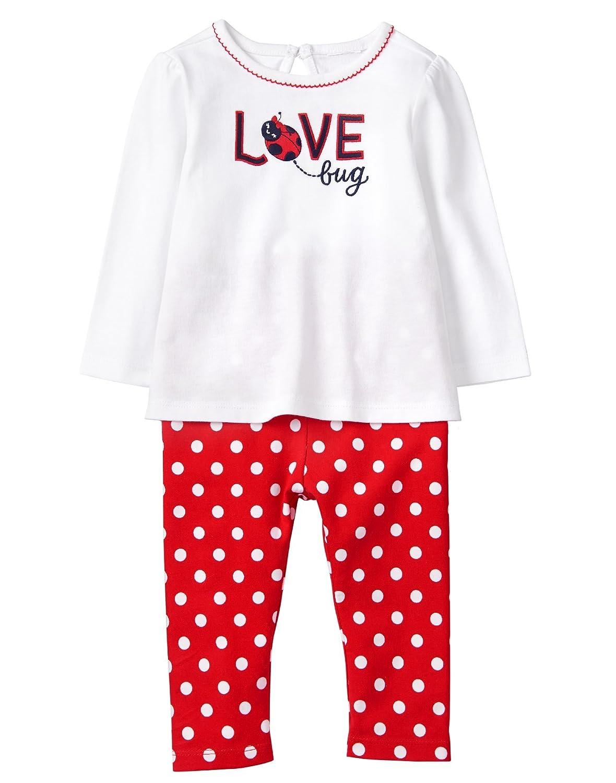 【★安心の定価販売★】 Gymboree PANTS - ベビーガールズ 6 - 12 PANTS Months Love Love Bug B078N9YGF6, エイゲンジチョウ:39ceb693 --- a0267596.xsph.ru