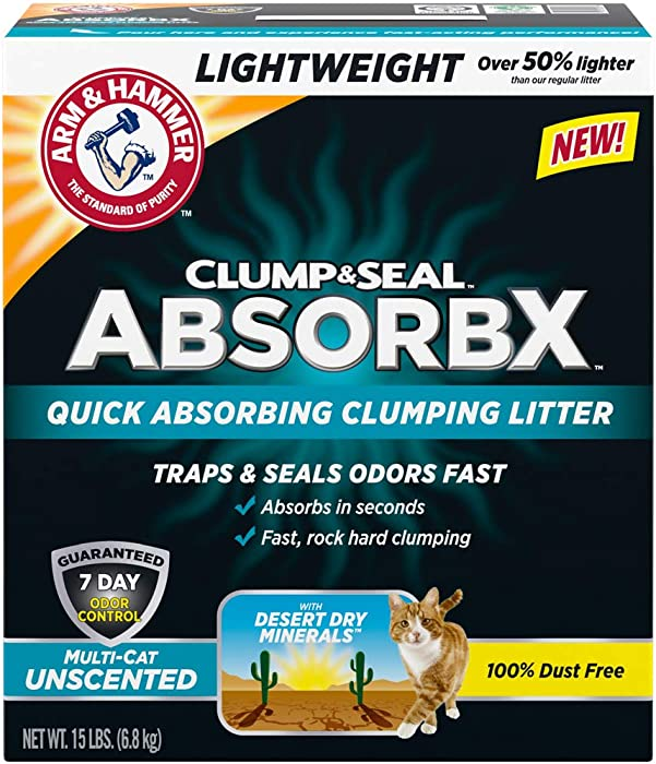Top 9 Arm And Hammer Clumping Unscented Cat Litter