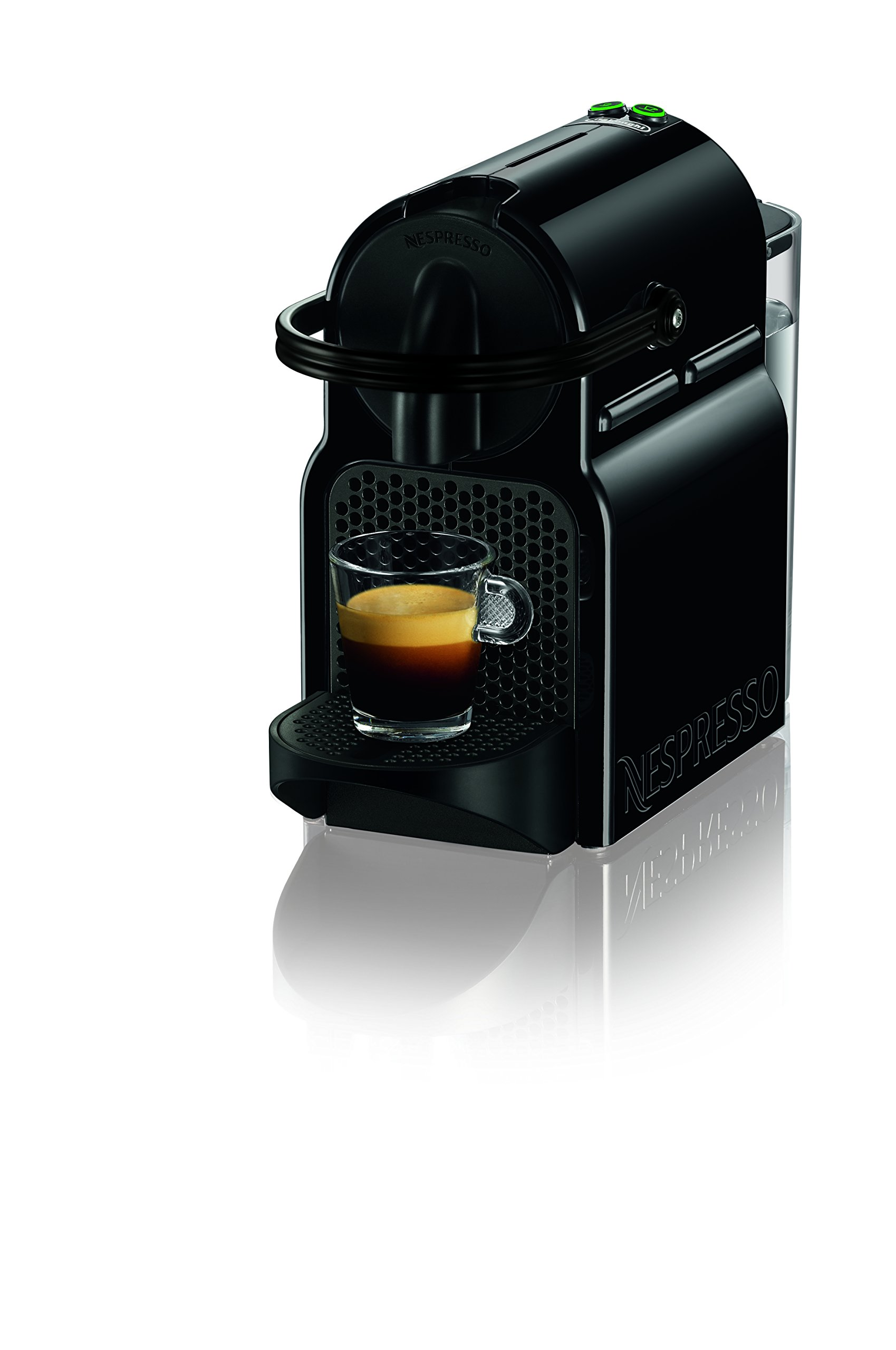 Nespresso by De'Longhi EN80B Original Espresso Machine by De'Longhi, 12.6 x 4.7 x 9 inches, Black by Nespresso by De'Longhi