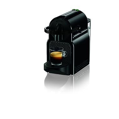 Nespresso Inissia Original Espresso Machine by De'Longhi, Black