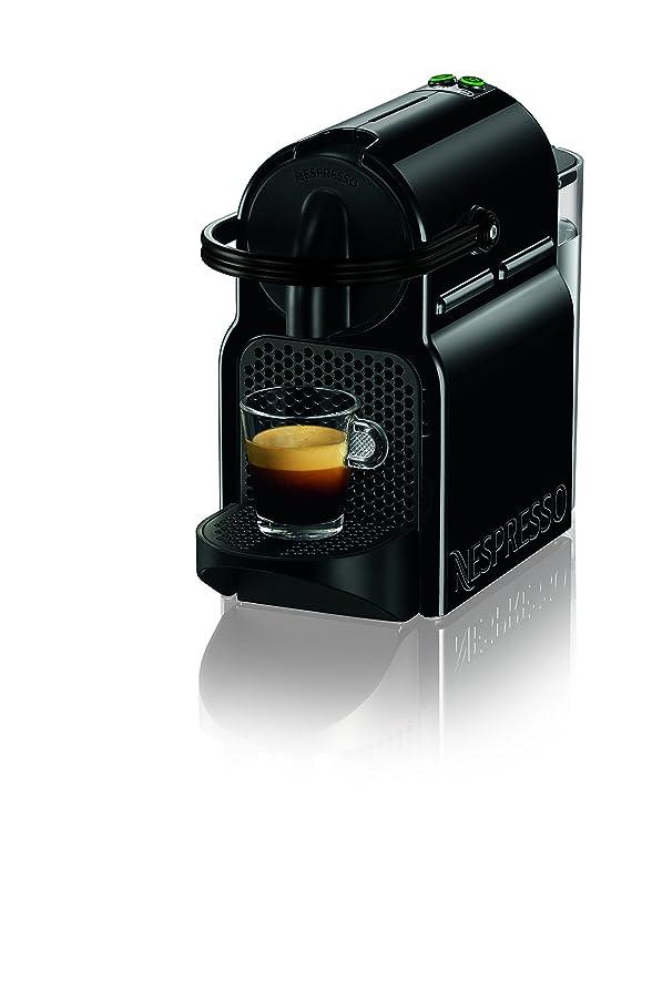 Amazon.com: Nespresso Inissia Espresso Machine by De'Longhi, Black ...