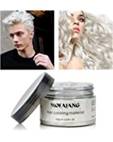Amazon.com: Mehron HAIR WHITE 4.5 Oz. Professional Washable ...