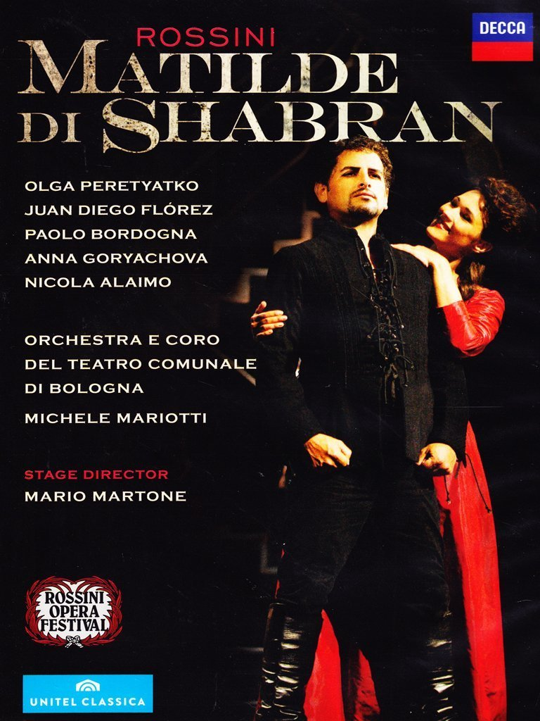 Rossini : Matilde di Shabran [Alemania] [DVD]: Amazon.es: Juan ...