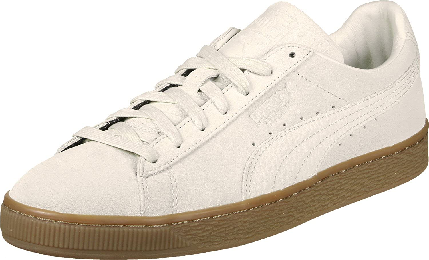 Suede Classic Natural Warmth Trainers