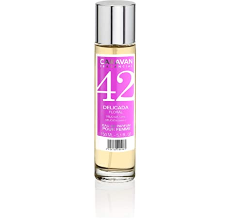 CARAVAN FRAGANCIAS nº 42 - Eau de Parfum con vaporizador para Mujer - 150 ml: Amazon.es: Belleza