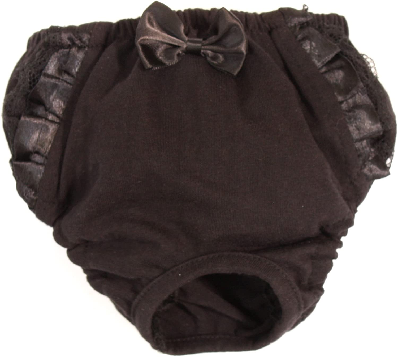 Large CROCI Hygienic Knickers Doggy Pants 35//45 cm Polka Dots
