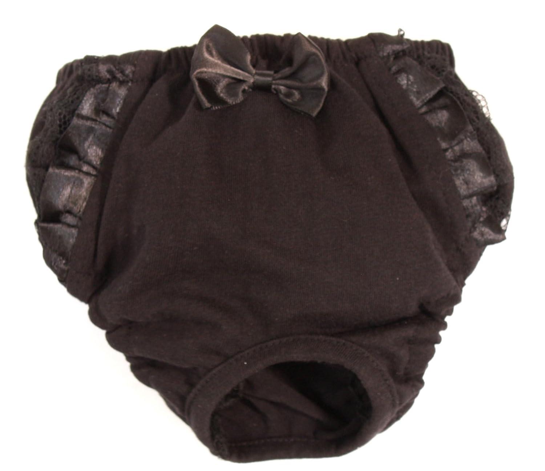 CROCI Hygienic Knickers Doggy Pants, Polka Dots, 25/30 cm, Small C7080640