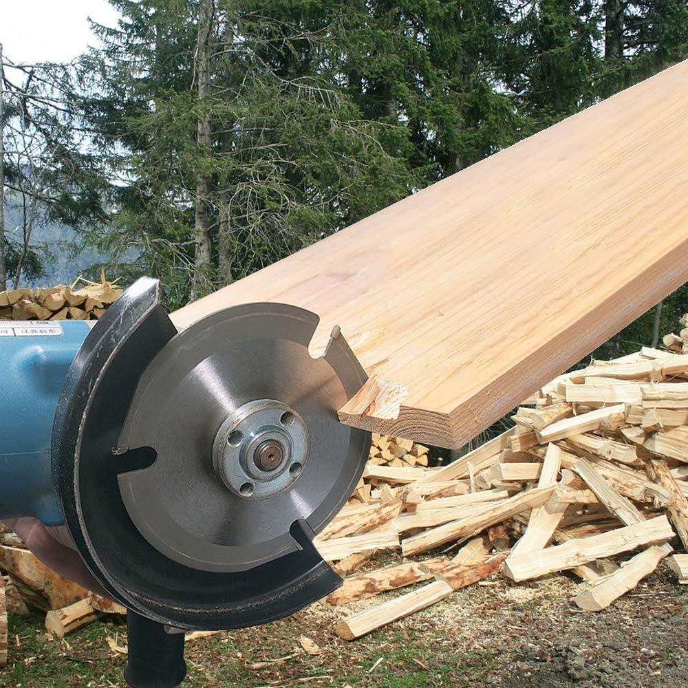 FUNTECK 4-1//2 inch Cutoff Wheel Diamond Blade for Concrete Tile Stone Brick Masonry